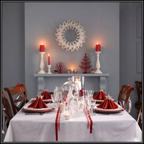 christmas table decorations martha stewarthome design