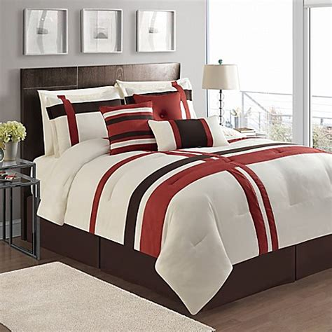 vcny berkley 7 piece queen comforter set bed bath beyond