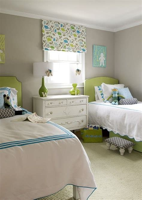 girls bedroom wall colors 25 awesome shared kids rooms grey walls room colors
