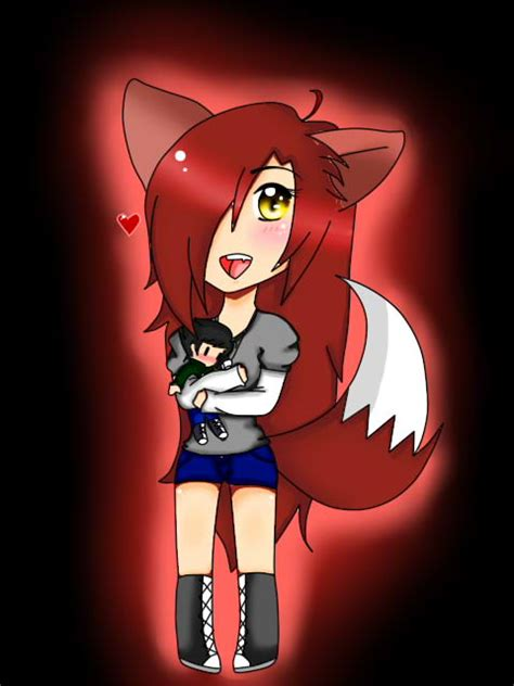 imagenes de fnaf kawaii anime mini foxy kawaii by inisvestte neko on deviantart
