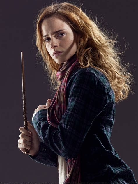 hermione granger 7 you re my light my tiny of light hp7 1