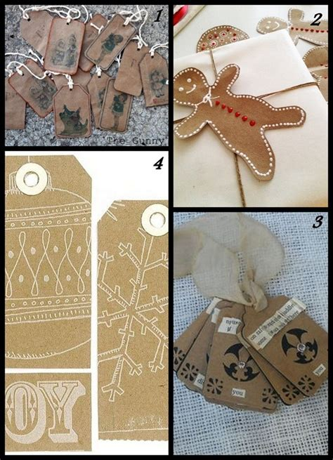 Paper Bag Ideas - brown paper bag ideas wrapping inspiration