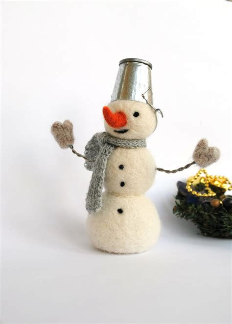 17 best images about needle felted christmas on pinterest