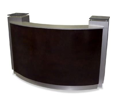 salon front desk furniture renaissance reception desk 60 design x mfg salon