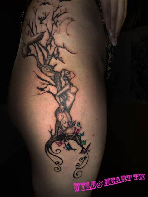 life and death tattoo 42 best and images on