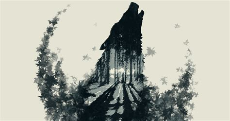 score howling to the moon by nick harrigan on threadless