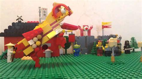 Lego Banbao 6602 Gong Fu lego funnydog tv