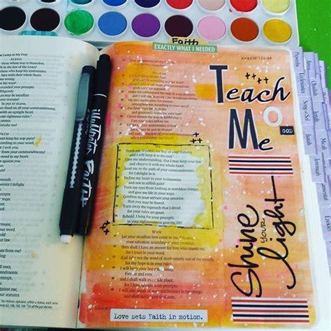 instagram post by rc ritacyc journal journaling and instagram post by ts2mony journaling bible and bible