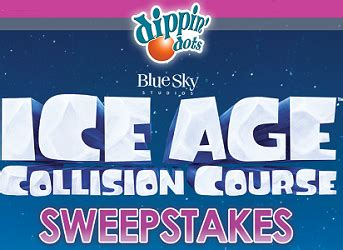 N Sweepstakes by Sweepstakes Dip N Dots Age Collision Course