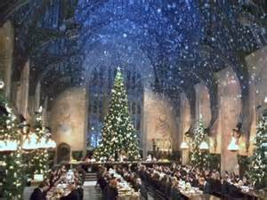 Great Room Plans - you can eat a harry potter themed christmas dinner at hogwarts for 350 business insider