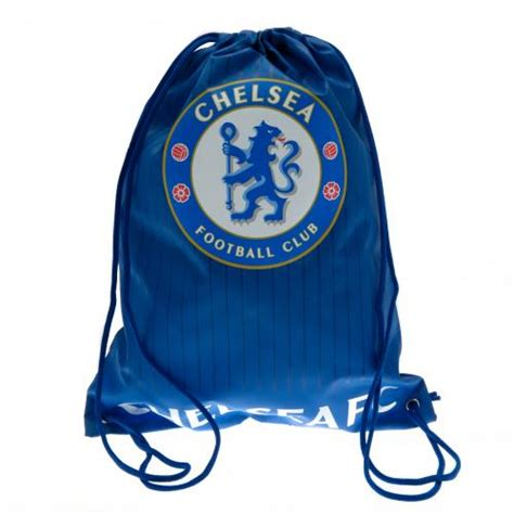 Chelsea Bag by Chelsea Fc Drawstring Bag Fd Football Gifts