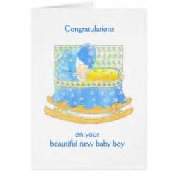 new baby boy greeting card zazzle