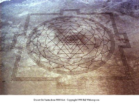 the unexplained mystery of the oregon sri yantra