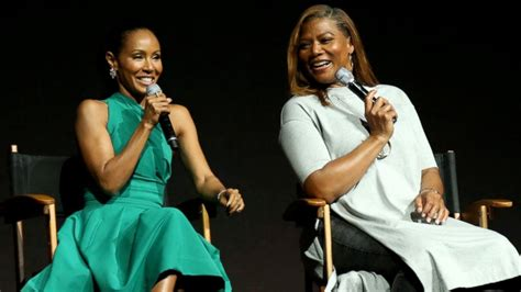 Latifah A Together by Pinkett Smith And Latifah Take A Trip