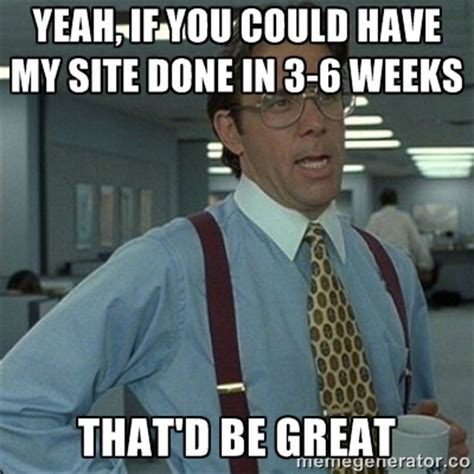 Meme Website - 14 questions to ask a web developer lucid digital