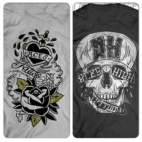 tattoo shops gili t new shirt designs now available aces high tattoo shop
