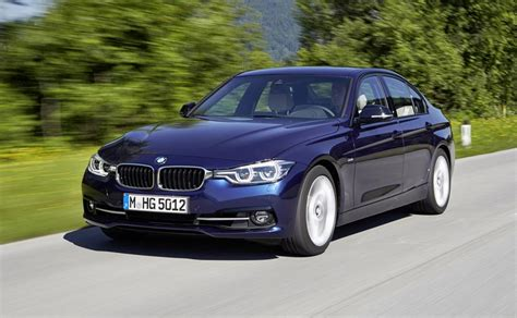 bmw sedan cars price in india bmw 330i launched in india prices start from rs 42 4