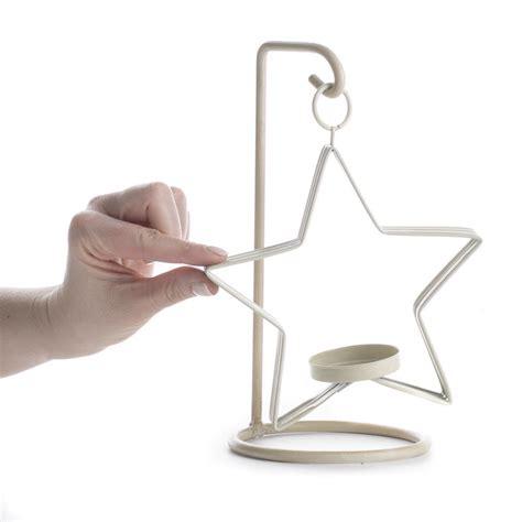 Primitive Star Tea Light Candle Holder Candles And Tea Light Candle Holders