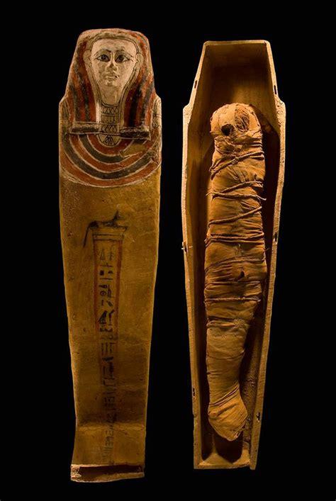 imagenes momias egipcias una momia egipcia por primera vez en feriarte noticias