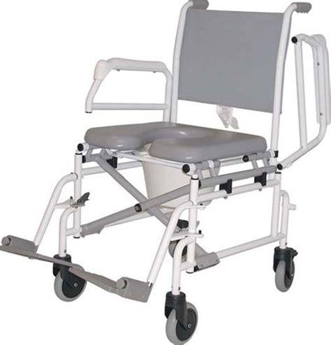 shower transport wheelchair tuffcare s900 rehab shower commode bath transport chair ebay