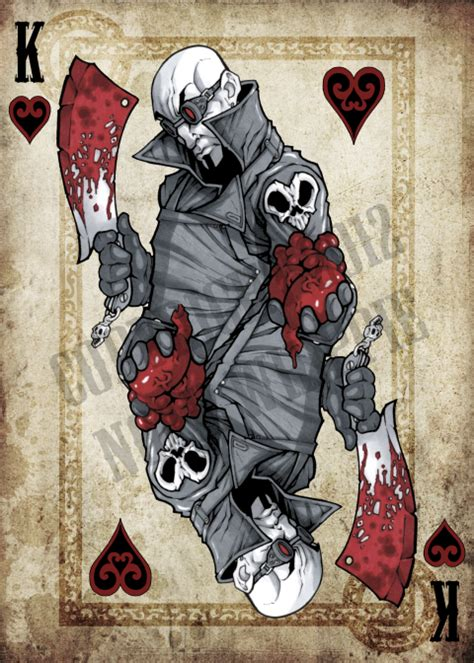 deviantart playing cards by noah wippie playing cards
