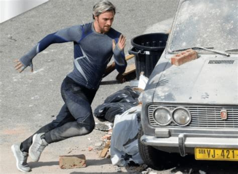 aaron taylor johnson quicksilver shoes spotted aaron taylor johnson on the set of avengers 4