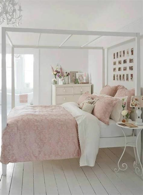 leuchter schlafzimmer shabby chic deko dem raum einen sanften und femininen