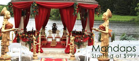 Backyard Wedding Toronto Wedding Mandap Toronto Hindu Wedding Decoration For