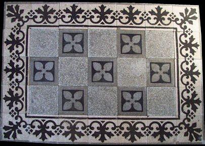 pavimenti antichi in graniglia antico tappeto in graniglia