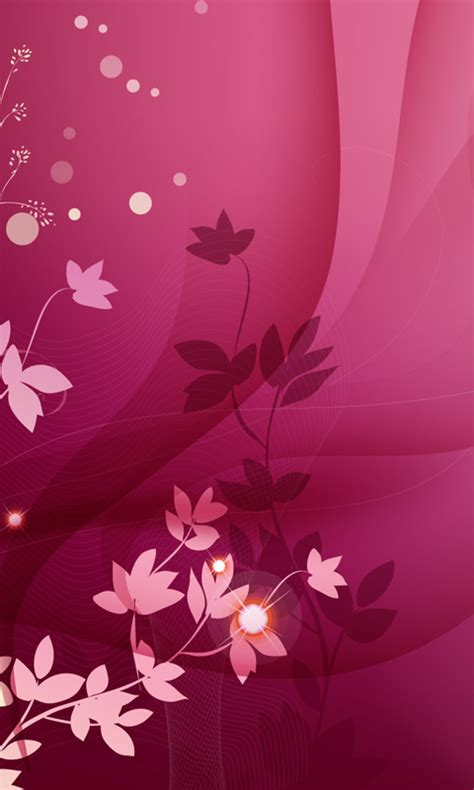 vector pink hd mobile wallpapers   smart phone