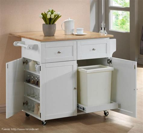 Butcher Block Portable Kitchen Island m 225 s de 25 ideas incre 237 bles sobre mueble auxiliar cocina en