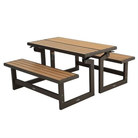 lifetime benches lifetime convertible bench walmart ca
