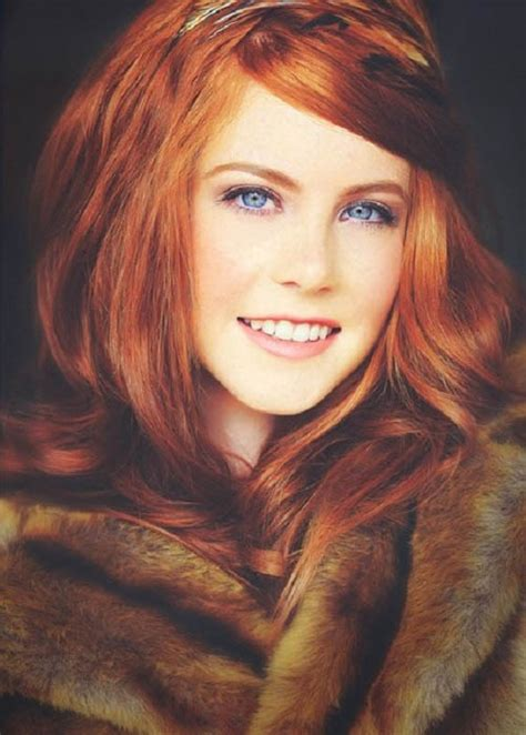 hair dye black irish a red hair color from mother nature gorgeous hairstyles