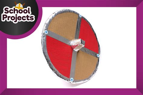 how to make a how to make a viking shield hobbycraft