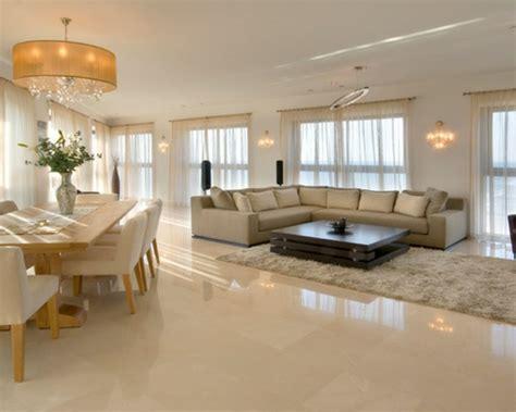 Types Of Floor Tiles For Living Room by Fliesen Im Wohnzimmer Elegante Bodenbel 228 Ge Archzine Net