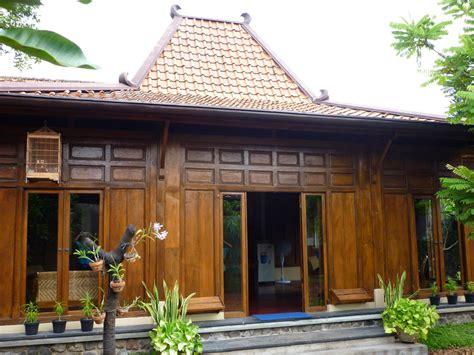 rumah klasik kayu jawa info bisnis properti foto gambar wallpaper