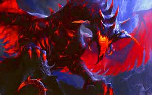 Red fire dragon wallpapers