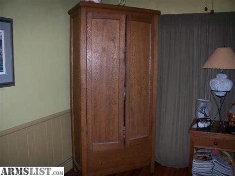 Antique Oak Wardrobe For Sale by Armslist For Sale Antique Tiger Oak Wardrobe