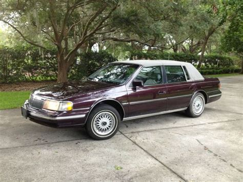 free online auto service manuals 1993 lincoln continental on board diagnostic system service manual how cars run 1993 lincoln continental auto manual service manual 1993 lincoln
