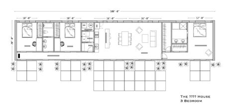 Berm House Floor Plans by Modern Berm House Plans