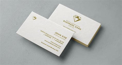 Reward Cards Template Mock Up by Psd Business Card Mock Up Vol31 Psd Mock Up Templates