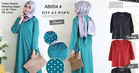Model Abaya 2016baju Muslim Hycon Hitam Terbarugamis Syari Limited baju gamis katun stretch nemo