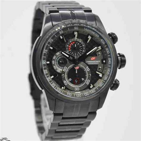 Chronoforce Black jual jam tangan pria chronoforce 5268mb black baru