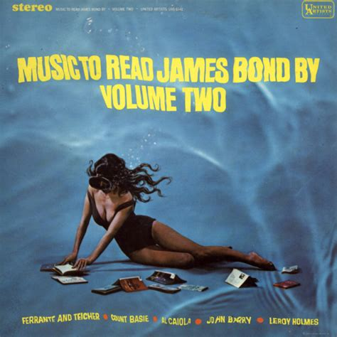 various artists music to read james bond by volume two