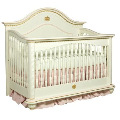 Crown Crib by Serafina Crib With Crown Appliqued Moulding Featured At