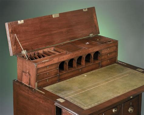 desk in a box george iii mahogany caign desk caign desk and