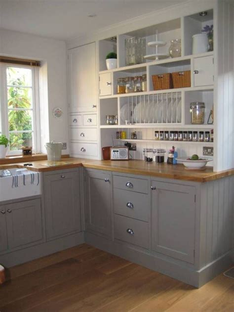 ideas for small kitchen spaces engaging white brown wood glass stainless modern design