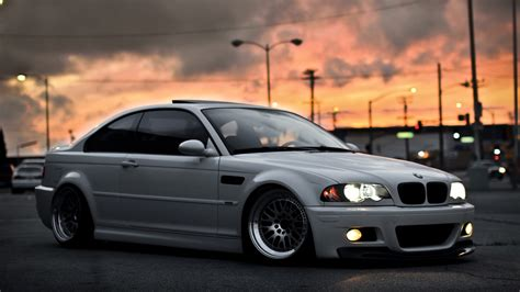 bmw e46 sedan m3 wallpaper