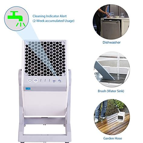 Cat Pc Computer Robot Pet Air Purifier by Nectar Air Purifier Washable Electrostatic Filter Kills