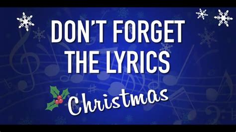 Dont Forget The Detox by Quot Don T Forget The Lyrics Quot Keynote Template